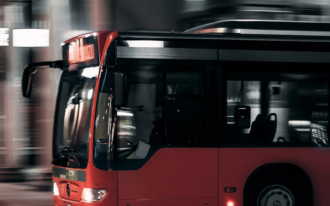 Dr. Craig Richardson: Bus Stop Jobs