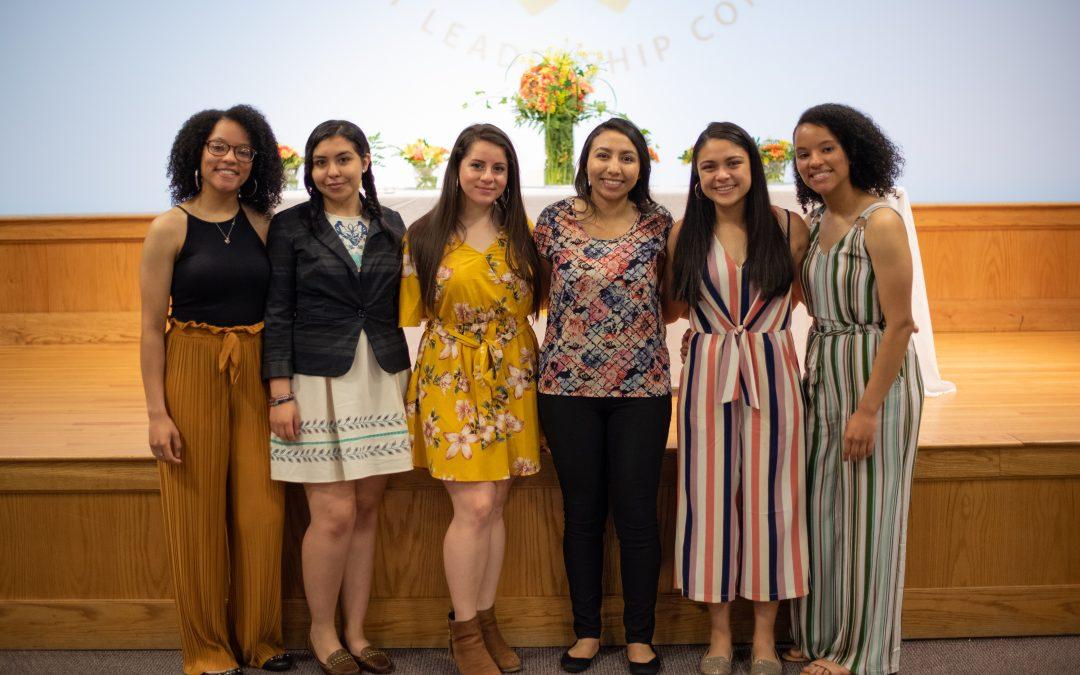 2019 SL-SLC Student Committee Members